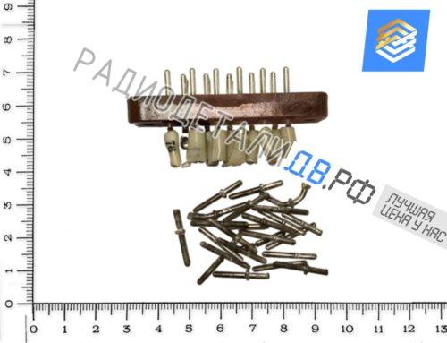 Лигатура с ПР-10 вилка(белая)