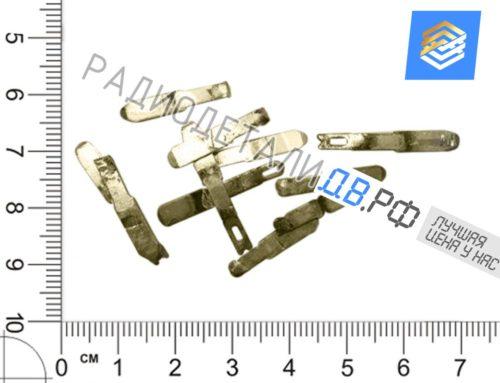 Лигатура с РП-14 вилка(белая)