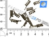 Лигатура с РП-14 розетка (белая)