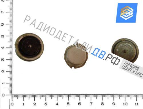 Палладий 20% чашка с К52-2С; 5С