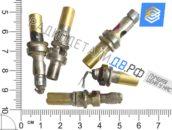 РХ соединитель(с внутренним стержнем) вилка